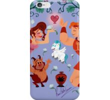 Greek Love iPhone Case/Skin