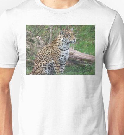 Curious cub Unisex T-Shirt