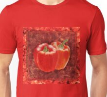 Bell Peppers Decorative Painting Unisex T-Shirt
