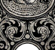 Ouija Planchette Mystic Eye Sticker