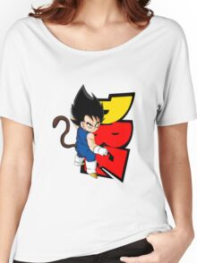 YOUNG VEGETA Women's Relaxed Fit T-Shirt