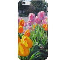 Street Tulips iPhone Case/Skin