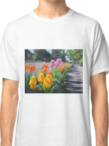 Street Tulips Classic T-Shirt