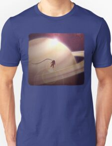 Sunrise From Saturn Unisex T-Shirt
