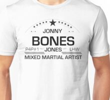 Jon Jones (WL) Unisex T-Shirt