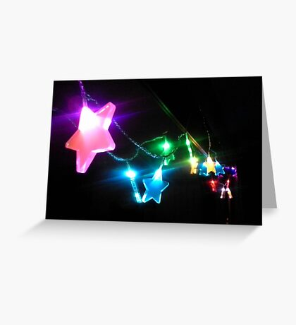 Stars Greeting Card