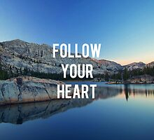 Follow your heart by Marc2395