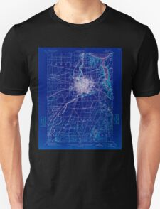 New York NY Rochester 148345 1898 62500 Inverted T-Shirt