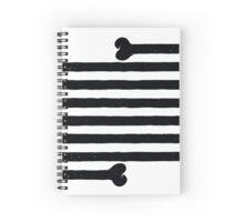 (Very) Long Bone Spiral Notebook
