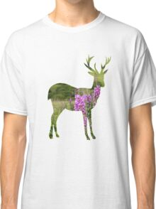 Fireweed on a Mountain Classic T-Shirt