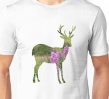 Fireweed on a Mountain Unisex T-Shirt