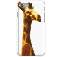 Giraffe's Head iPhone Case/Skin