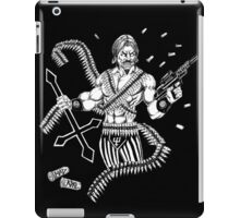 HP Lovecraft's Mad Arab Death Metal Style iPad Case/Skin
