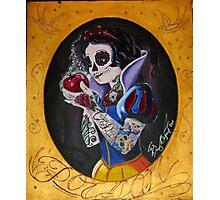 Poison Princess Photographic Print