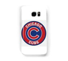 Chicago Cubs Logo NL Samsung Galaxy Case/Skin