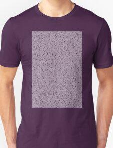 Bee Script Black Unisex T-Shirt