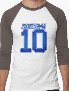 Allons-Y 10 Men's Baseball ¾ T-Shirt