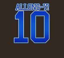 Allons-Y 10 Unisex T-Shirt