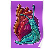Cardio Gastropod Poster