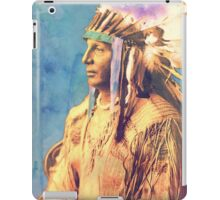 War Chief iPad Case/Skin