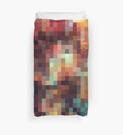 Nature Pixels No.11 Duvet Cover