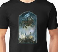 Steampunk Elephant Unisex T-Shirt