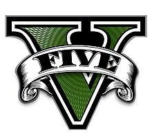 GTA V Logo by demortality