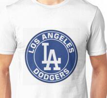 Los Angeles Dodgers Logo NL Unisex T-Shirt