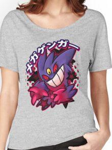 Mega Gengar Pokemon Women's Relaxed Fit T-Shirt