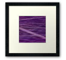Myofibrils Framed Print