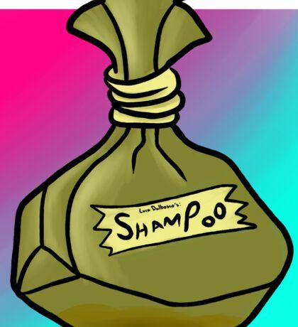 ShamPoo [Vaporwave Edition] Sticker