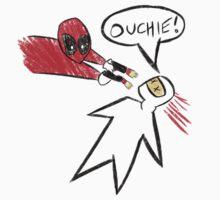 Deadly Sketch Kids Tee