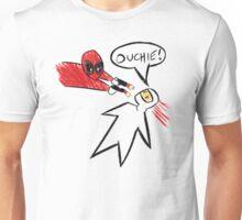 Deadly Sketch Unisex T-Shirt