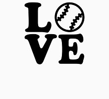 Baseball love Unisex T-Shirt