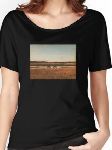 Vintage Horses Women's Relaxed Fit T-Shirt
