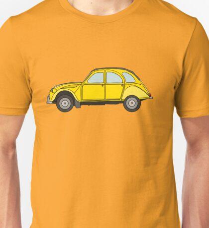 Citroen 2CV Unisex T-Shirt
