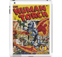 The Human Torch iPad Case/Skin