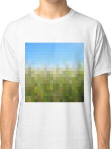 Nature Pixels No 29 Classic T-Shirt