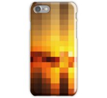 Nature Pixels No 19  iPhone Case/Skin