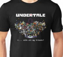 Monster Friends - Undertale Unisex T-Shirt