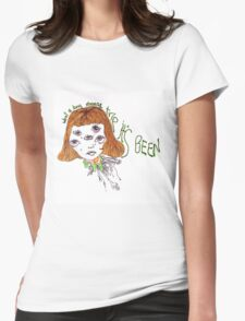 What  a Long Strange Trip It's Been  Womens Fitted T-Shirt