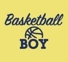 Basketball boy One Piece - Short Sleeve