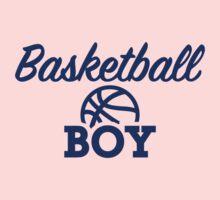 Basketball boy Kids Tee