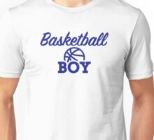 Basketball boy Unisex T-Shirt