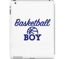 Basketball boy iPad Case/Skin