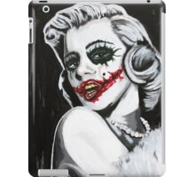 Joke's on you sweetheart iPad Case/Skin