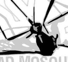 Dead Mosquitoes Don't Suck Sticker