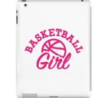 Basketball girl iPad Case/Skin