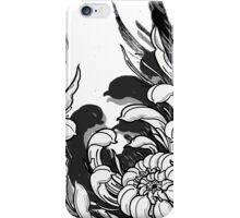 Chrysanthemum 3 iPhone Case/Skin