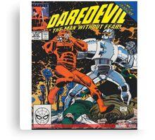 DareDevil (comic) Canvas Print